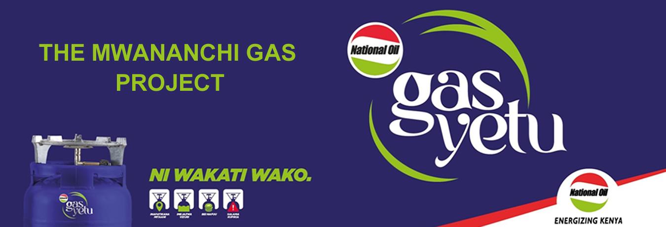 Gas Yetu – The Mwananchi Gas Project – National Oil Corporation of Kenya