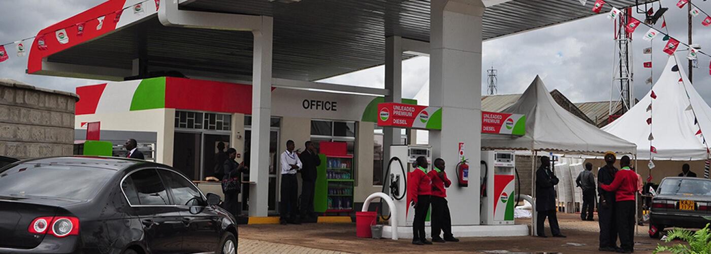 National Oil Corporation of Kenya – National Oil Corporation
